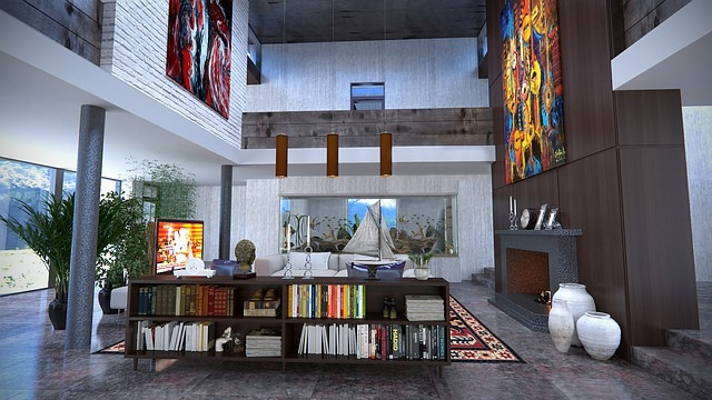 Why hire an interior designer? Could YOU design a room like this? (Thought so.)