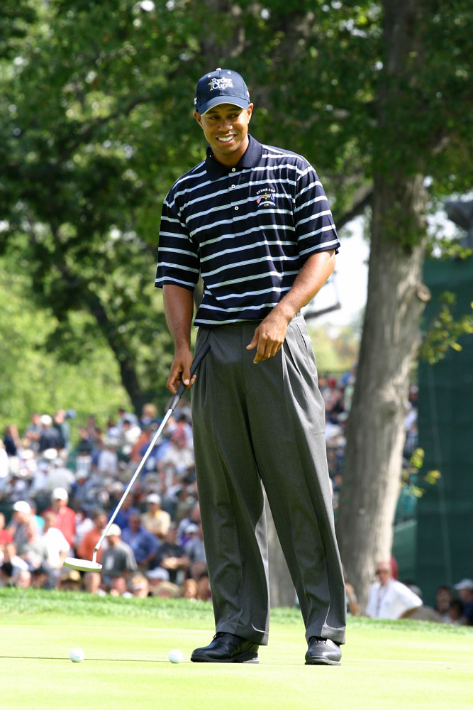 Tiger Woods was a great fantasy sports pick for many years, but at age 40, is he still top tier? ... photo by CC user James Phelps on Flickr