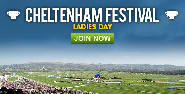 Cheltenham Ladies Day 2016