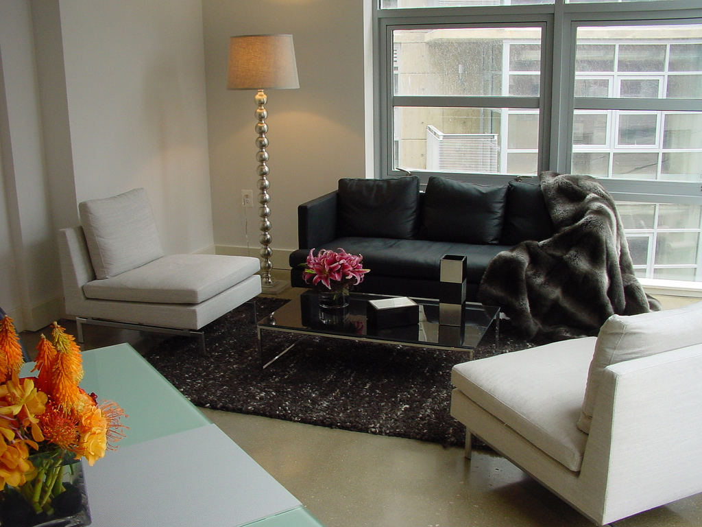 There are many Interior Styles that are well suited to condos ... photo by CC user christopher_barson on Flickr