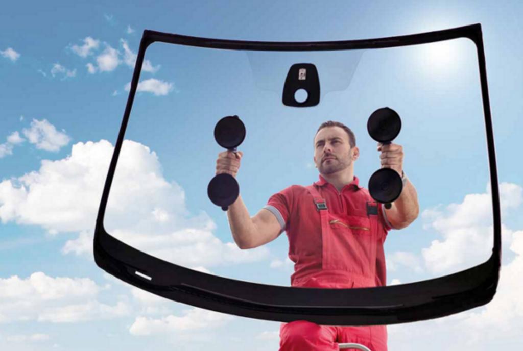 changing windshield