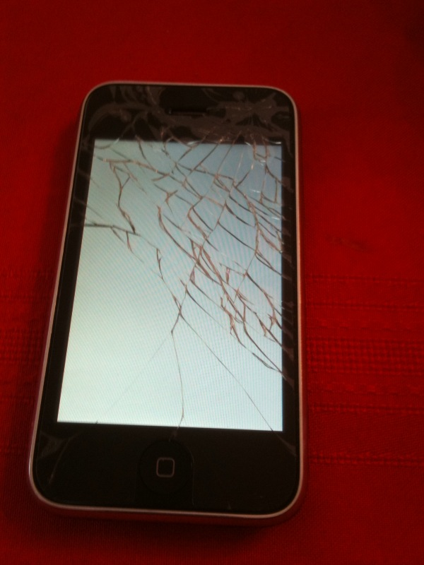 Cracked Phone Screen? It can be fixed.