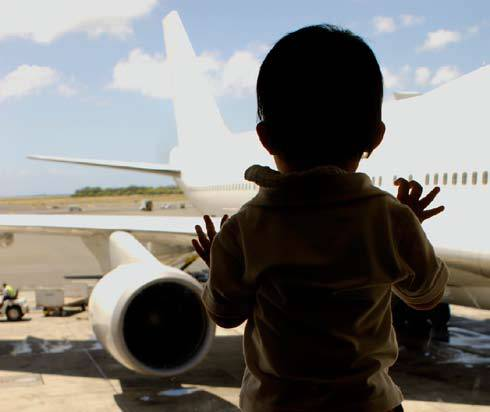 Learn how to help children overcome travel anxiety in this post