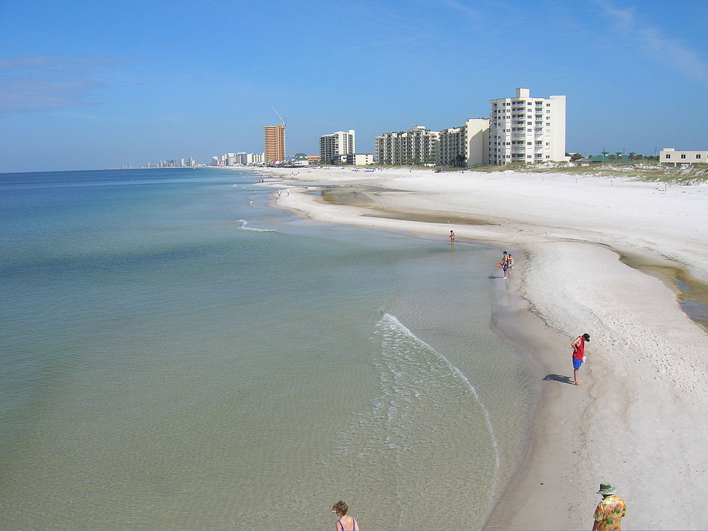 Looking for some All American Cities with a Small Town Feel? Panama City Beach fits that bill nicely...