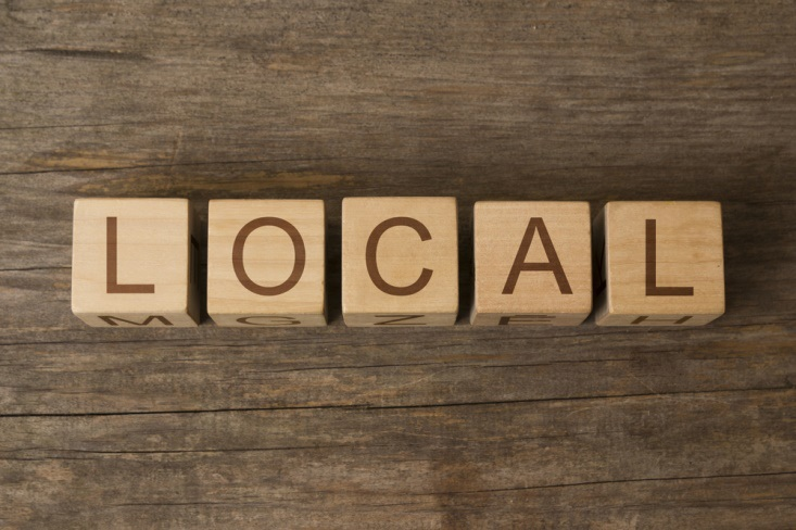 What are the advantages of staying local?