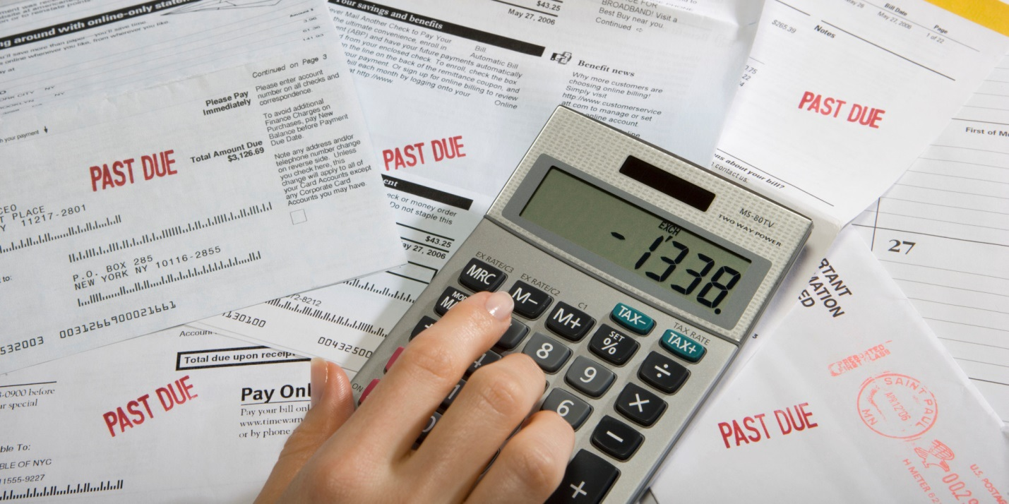 Online Lenders can help you restructure your bills