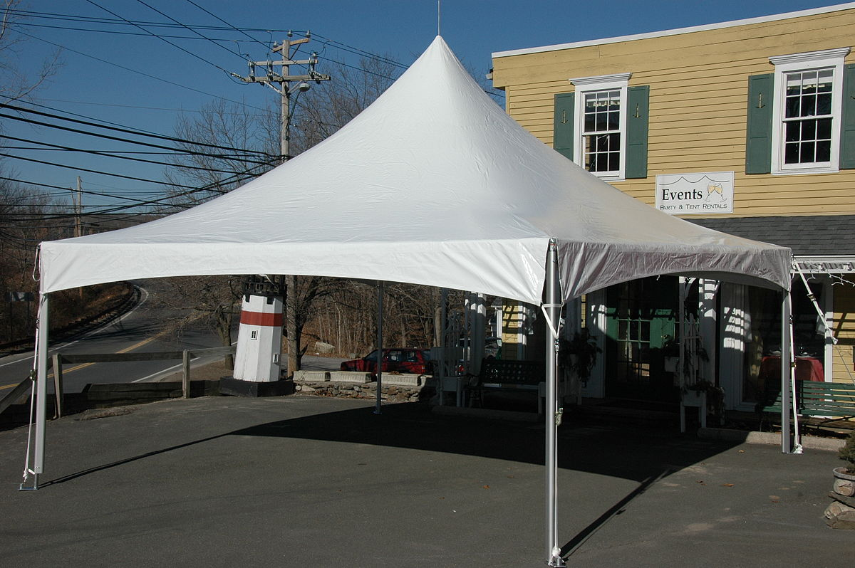 Using a heavy duty pop up gazebo has many benefits