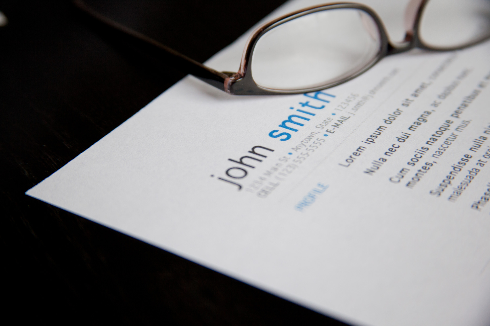Will Your Resume Properly Define You?