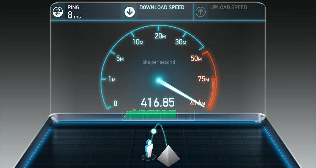 Those seeking Better Internet Service often look for breakneck download speeds