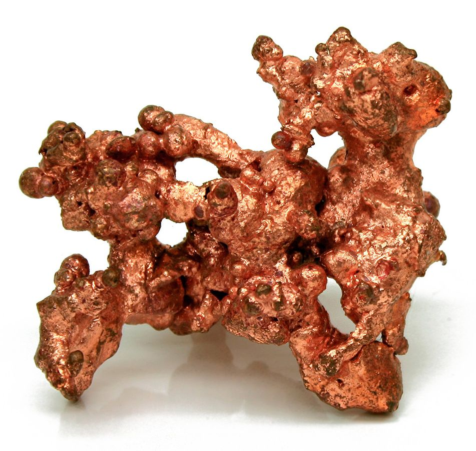 Wondering Why Copper Is Now so Valuable? It can be found in everything.