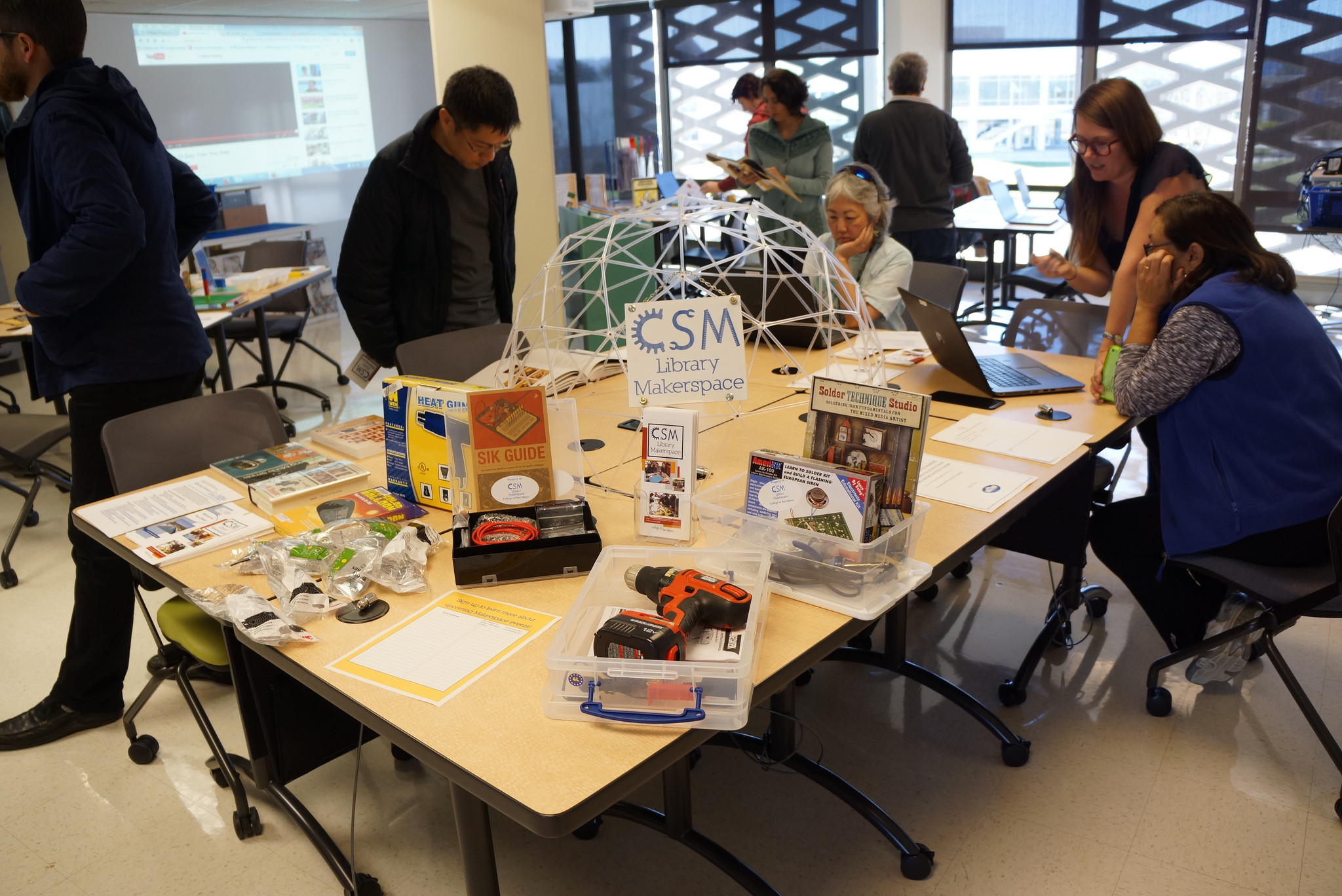 Founding a Makerspace can be fun