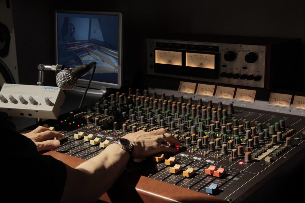 Becoming a Professional Sound Engineer is a dream of many music fans
