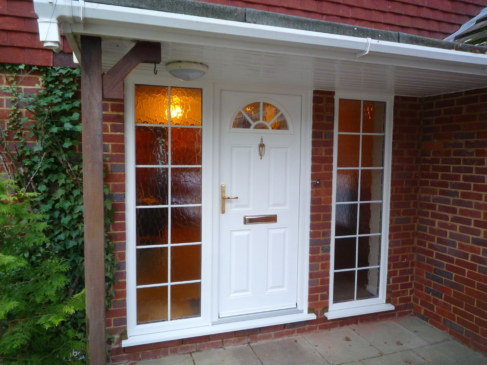 Choosing And Installing Secure Exterior Doors All Peers