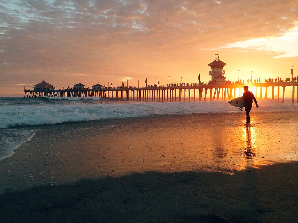 The Best of Orange County Beach Towns