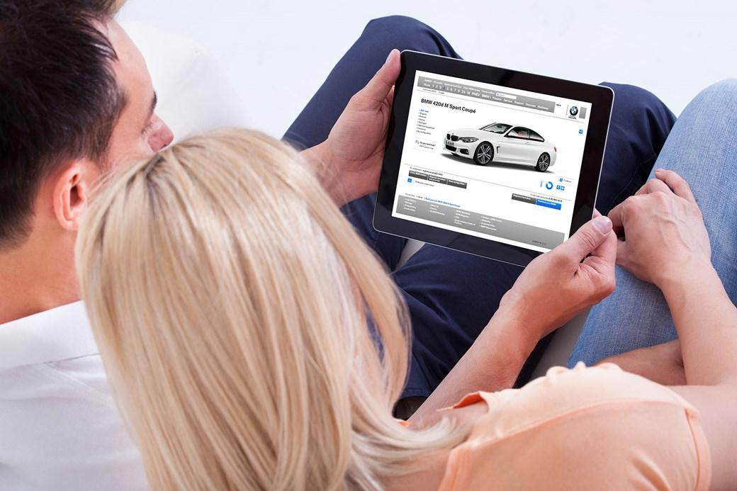 How Online Shopping Can Help You Find The Best Family Car All Peers
