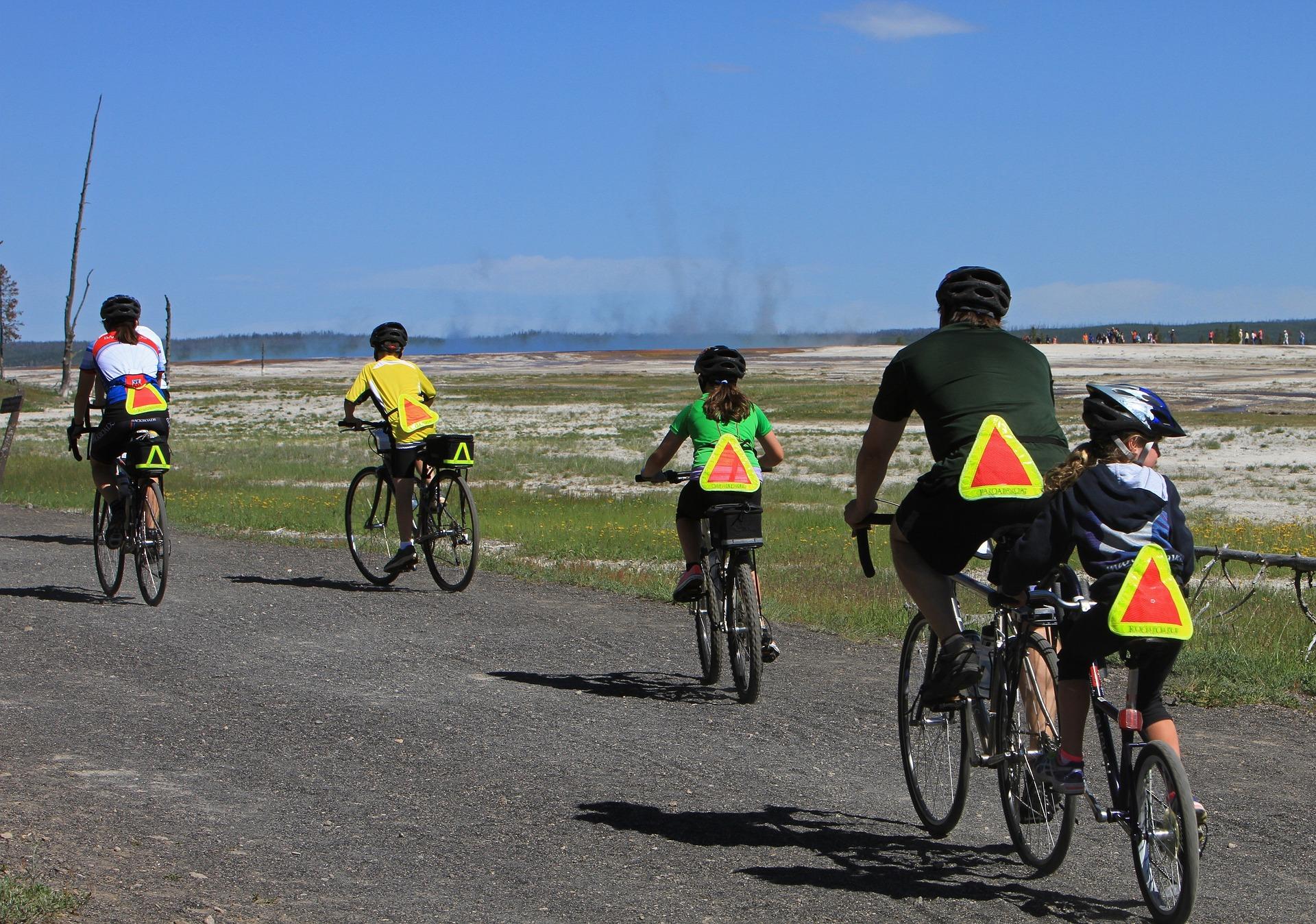 Family Friendly Bike Paths